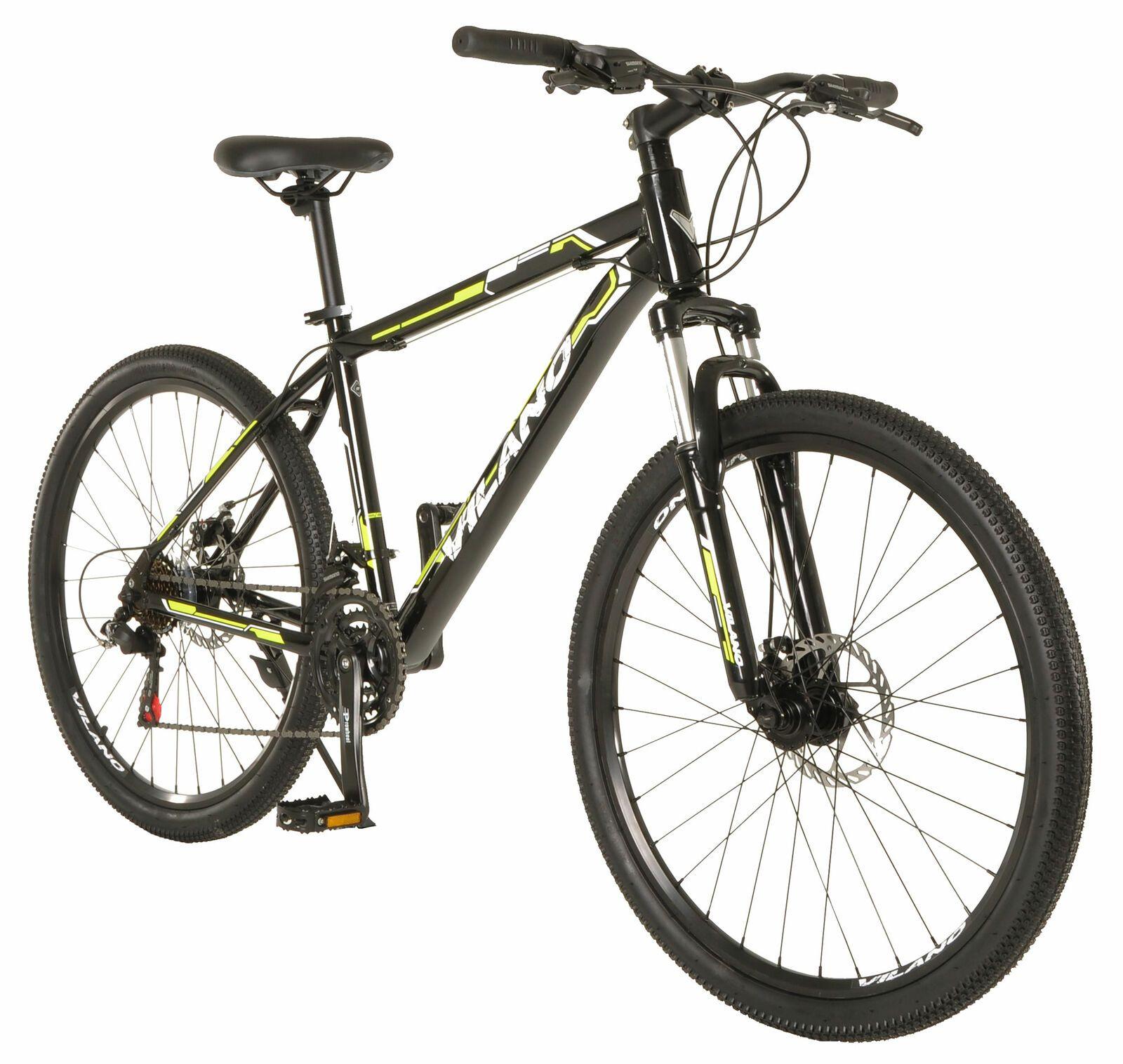 Vilano Ridge 1 0 Mountain Bike Mtb 21 Speed With Disc Brakes