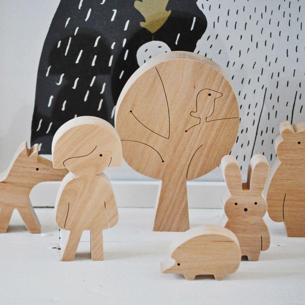 Wooden toys images  juguetesdemadera joguinesdefusta woodentoys  Cocina  Pinterest