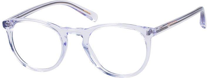 7e3382920ad Johnson Round Eyeglasses 4420023