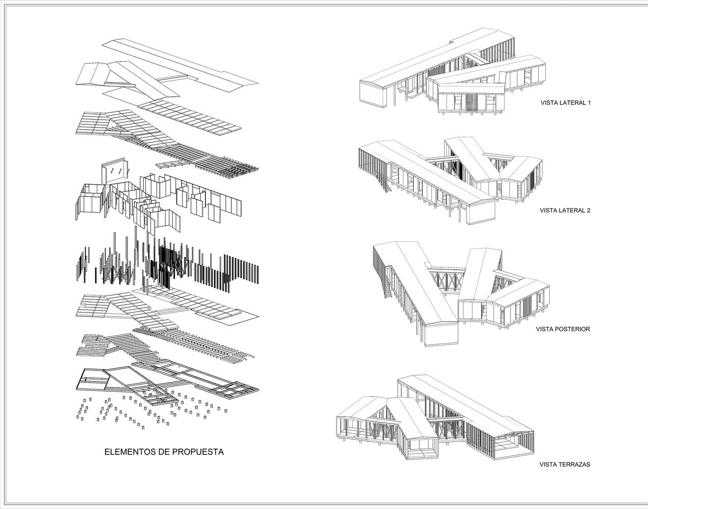 Gallery Of Corridor House Saa Arquitectura Territorio