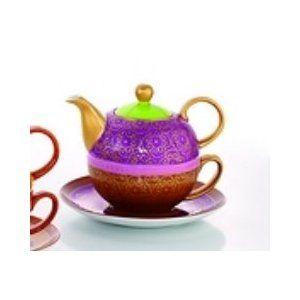 "Tea for one ""Rajata"", Cha Cult"