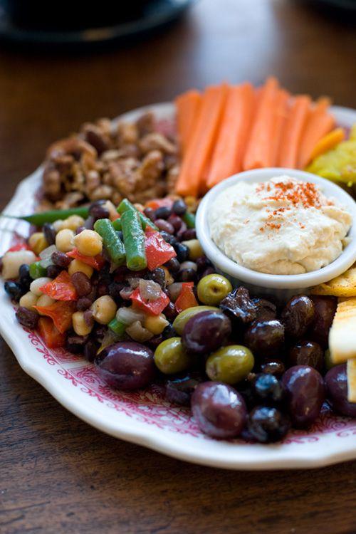 Ortine's Mediterranean Platter
