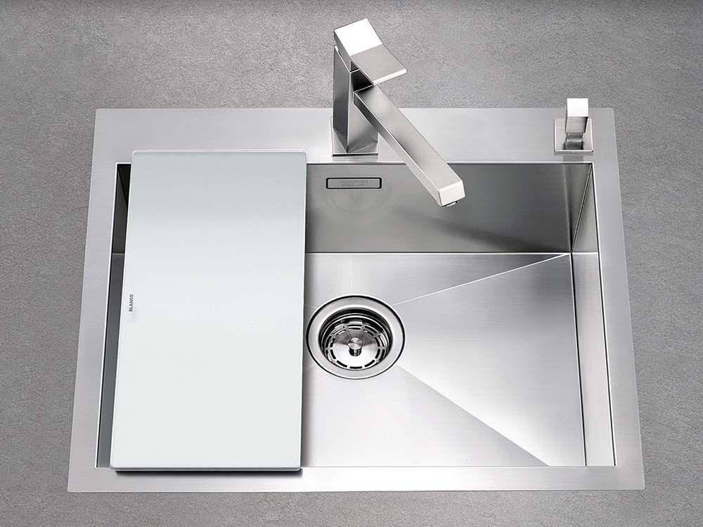 Glass Cutting Board For BLANCO CLARON , Sinks, Accessories