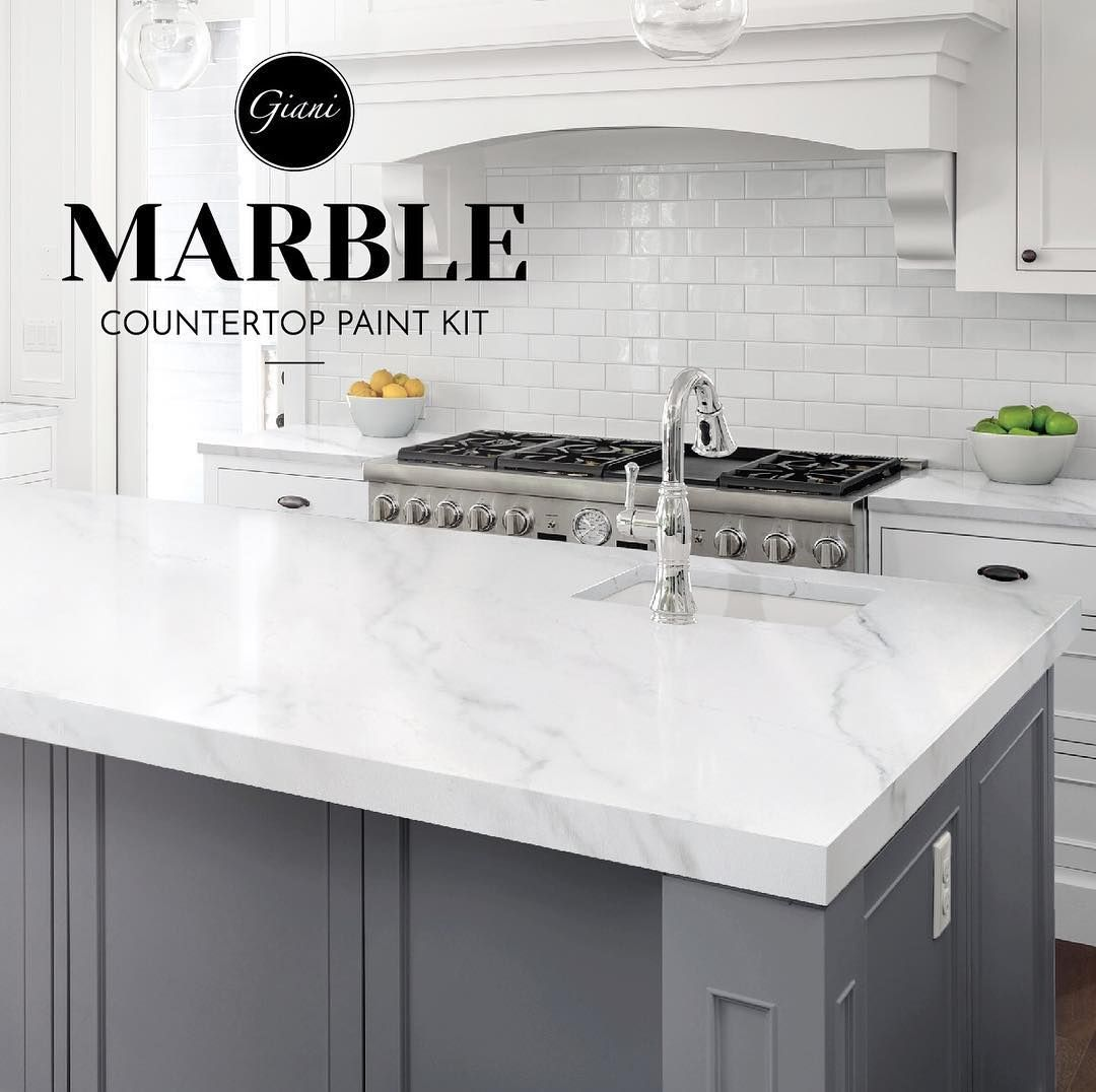 Create A Diy Marble Countertop At Home For Under 100