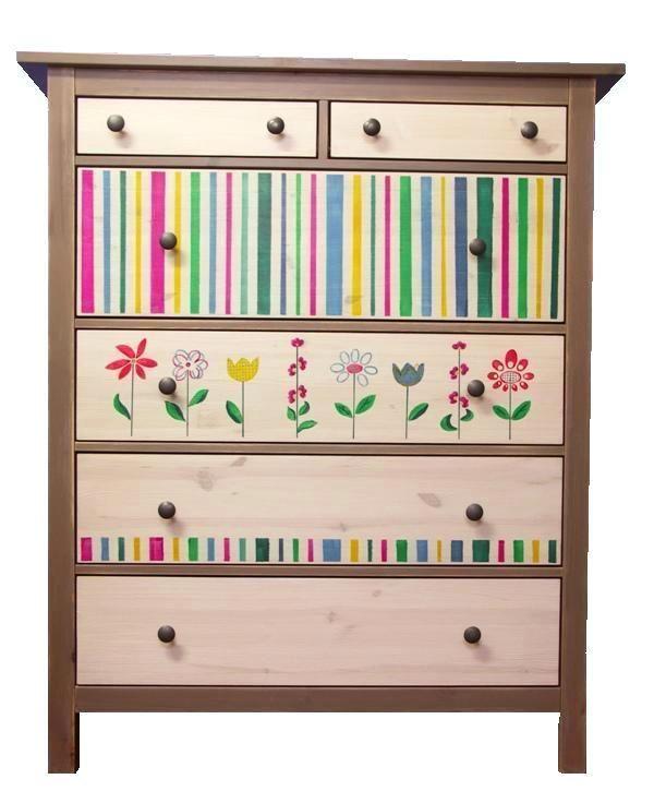 Komoda Biala Drewniana Z Drewna 6 Szuflad Kwiat 2816577363 Oficjalne Archiwum Allegro Home Decor Decor Dresser