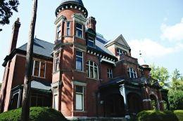 Elmwood, a house belonging to EKU