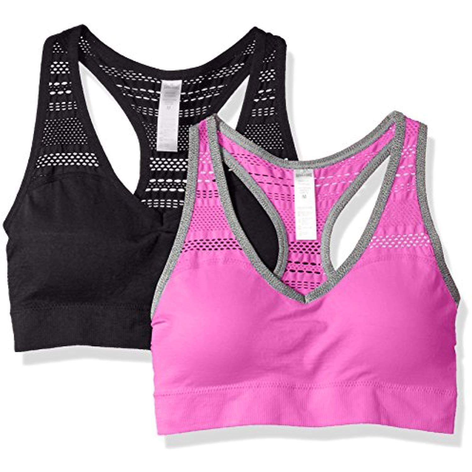 0c5cb349a2ab5 Spalding Women s 2 Pack Sports Bra -- Read more reviews of the product by  visiting the link on the image. (This is an affiliate link)