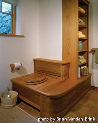 how to build winter outdoor shower & toilet - Google Search ...