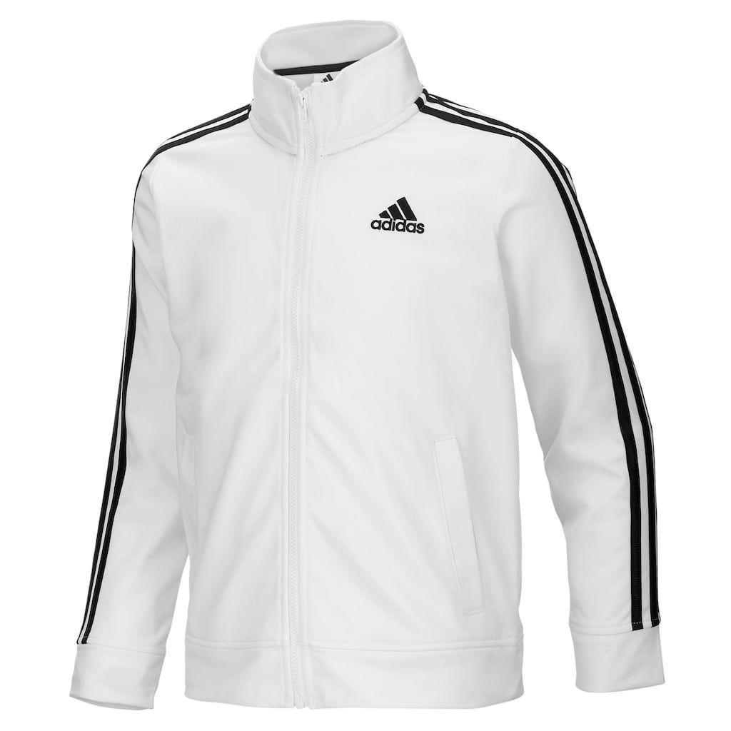 0c7b76281 Girls 7-16 adidas Warm Up Tricot Track Jacket   Products   Adidas ...