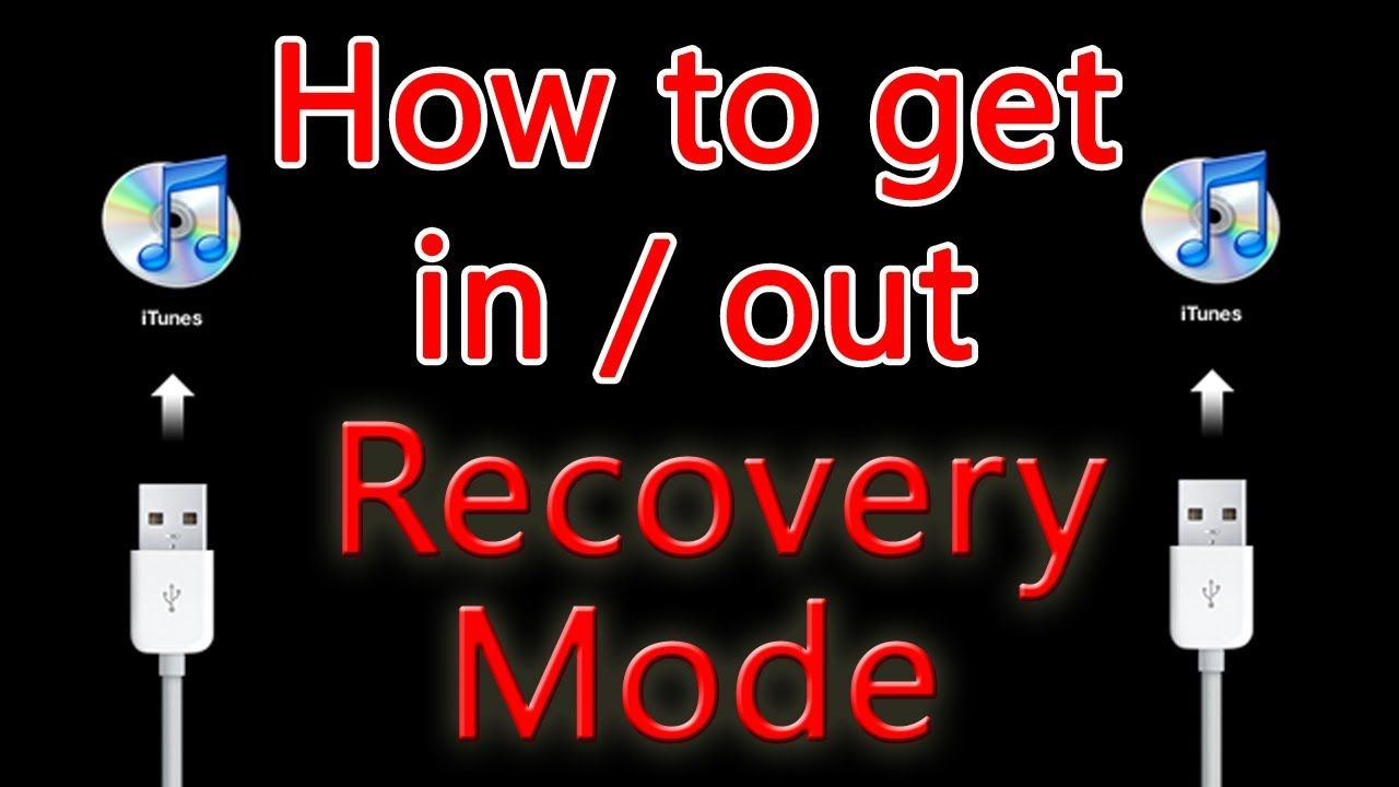How To Get Ipad Out Of Recovery Mode Without Restoring
