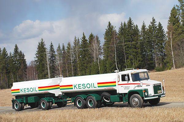 Kesoilin Kanikka - Scania LS140