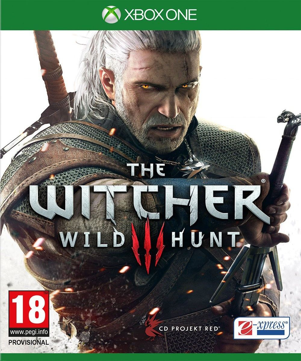 The Witcher 3 Wild Hunt Game ps4, Game, Video