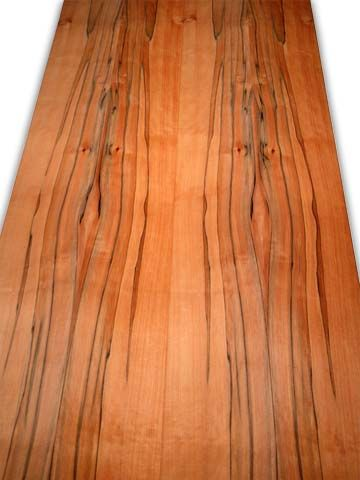 Indischer Apfelbaum Furnier Tineo X 285x2324cm à 2 Blätter