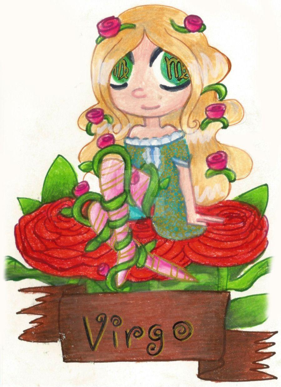 Virgo Seedling by StarSeedling.deviantart.com on @DeviantArt