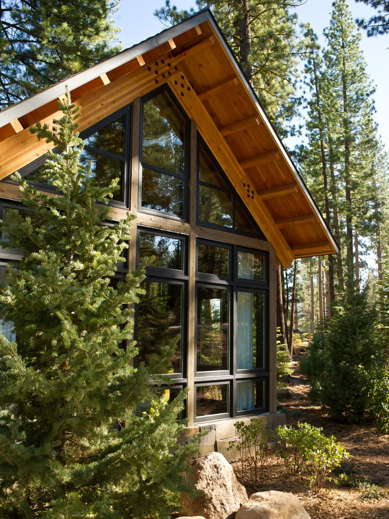Dream Home 2014 Front Yard Windows Maison