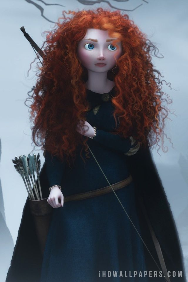 merida | Merida in Brave | Disney princess merida, Merida ...