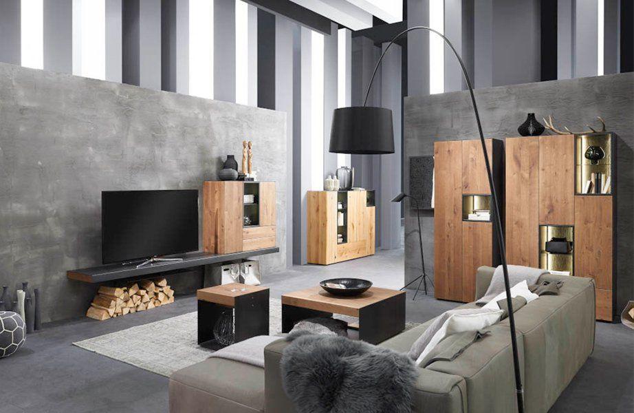 Wöstmann Wohnmöbel Programm Stahl Wohnzimmer Möbel Möbel Mit
