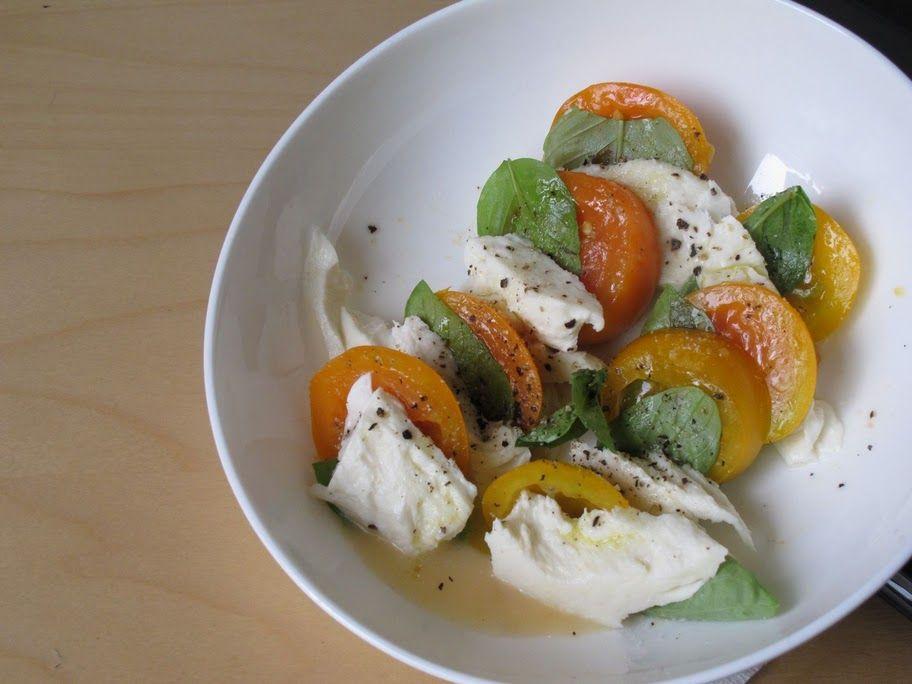 Jojo Caprese Salad Recipe