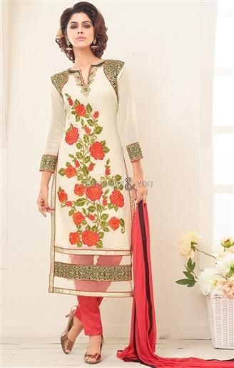 Punjabi Dress Pattern For Fashionable Women At Cheapest Price Online