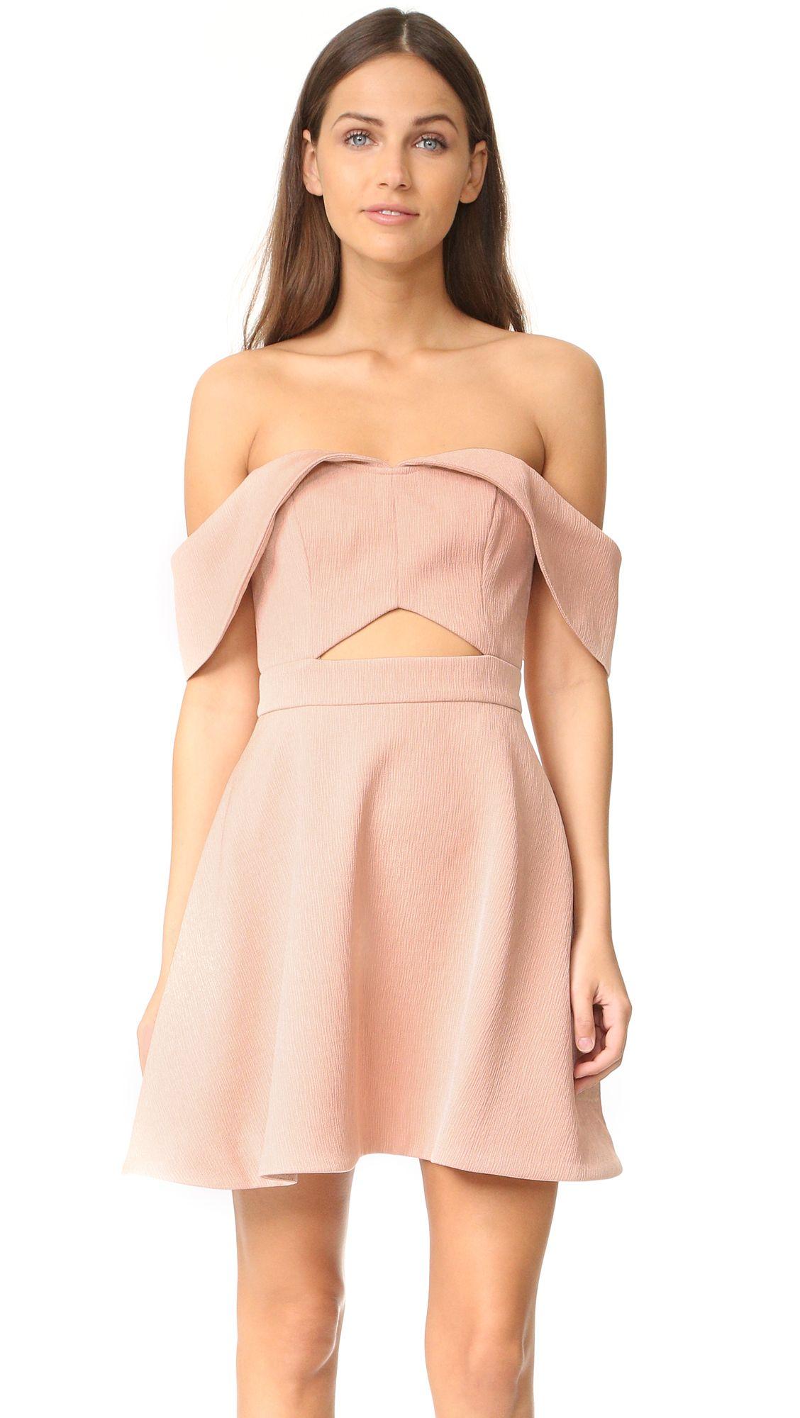 13e014a5d9d Shop Keepsake Apollo Mini Dress at Modalist | Cool Summer ...