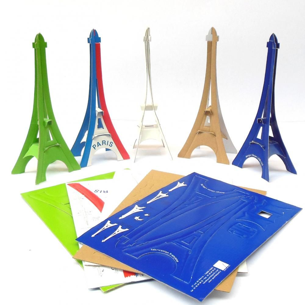 Best Cardboard Eiffel Tower Template Pictures Inspiration - Entry ...