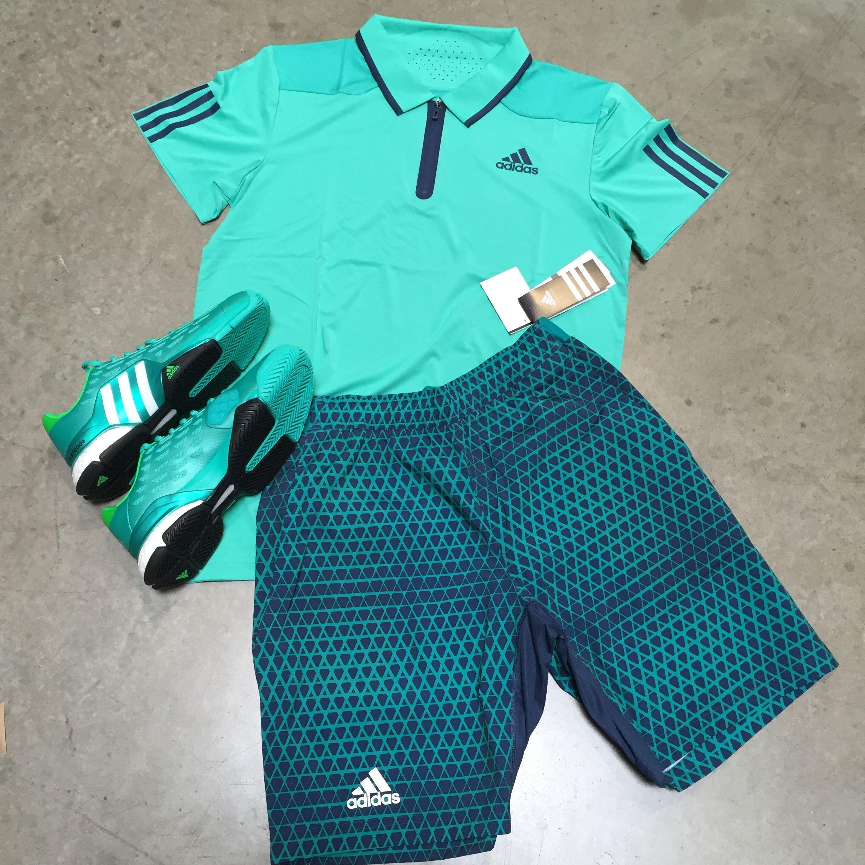 Adidas Men S Tennis Apparel At Doittennis Com Tennisfashion Mens Fashion Streetwear Tennis Clothes Sporty Outfits
