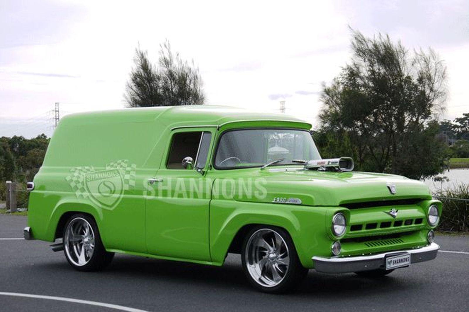 1960 Ford F100 Pickup for sale #1703607 | Hemmings Motor News | Blue ...