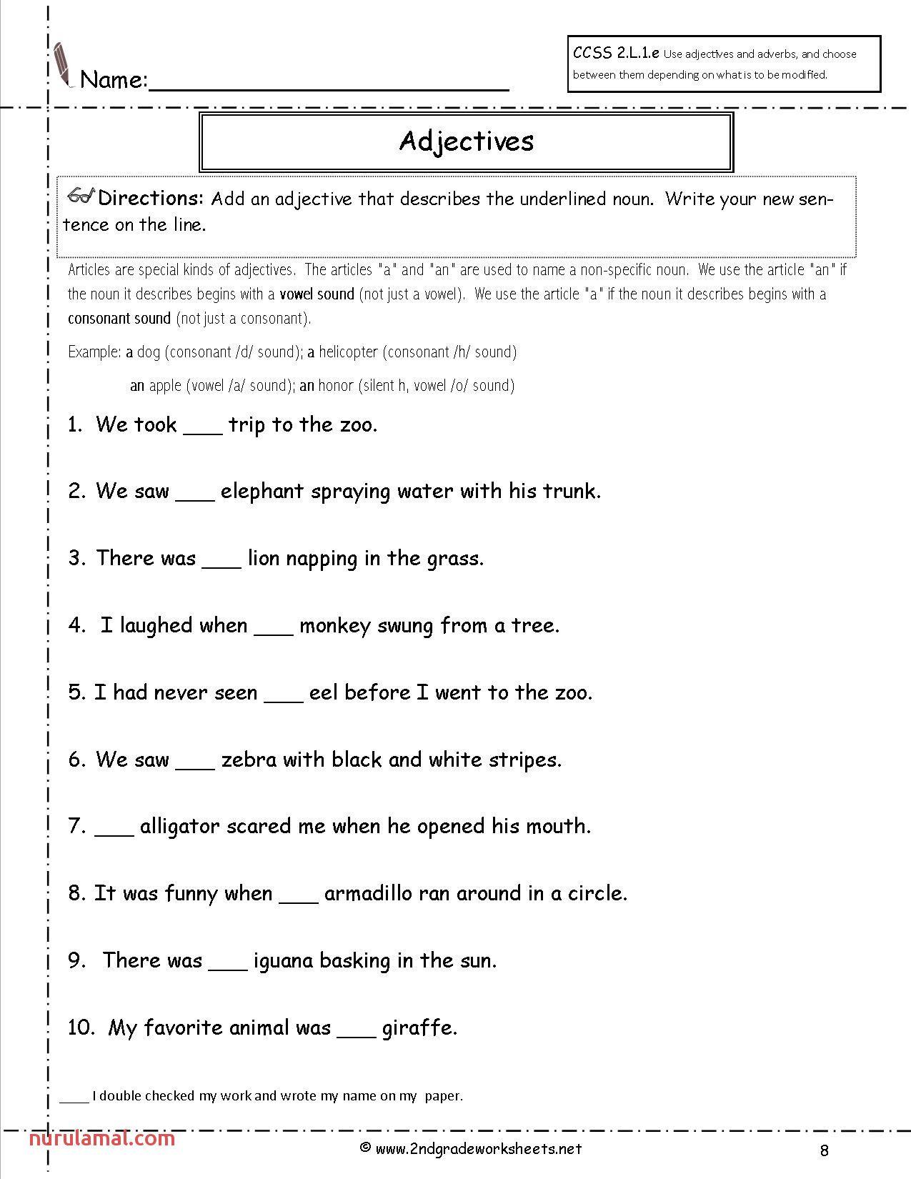 Grade Spelling Words Sheets Kids Free Languagegrammar