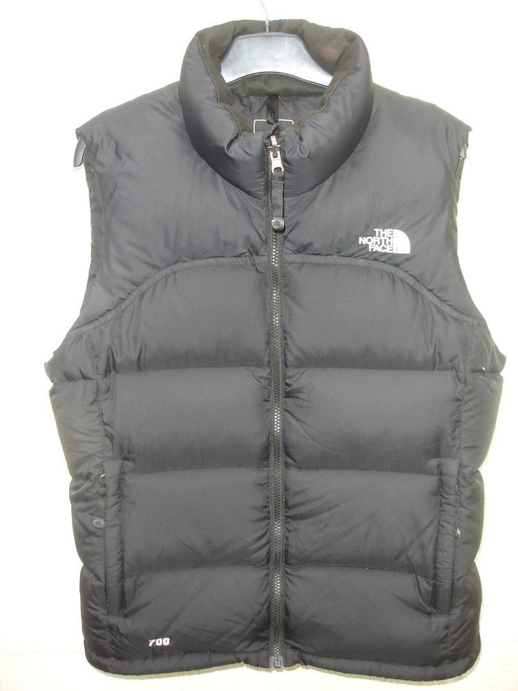 58e75daf8 Women The North Face 700 Down Puffer Body Warmer Gilet size M ...