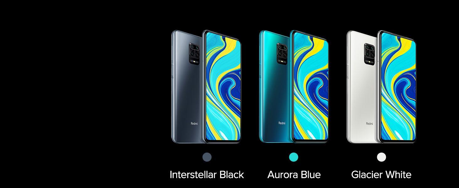 Redmi Note 9 Pro - Interstellar Black, 4GB RAM, 64GB Storage - Latest Snapdragon 720G & Gorilla Glass 5 Protection #mi #note9pro #black #snapdragon #gorillaglass5 #bestoffer #greatdeals #amazon #blog