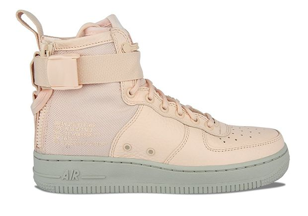 Nike SF-AF1 Rush Coral Khaki 864024-205 | Urban Chalk | Pinterest | Khakis,  Sneaker bar and Coral accents