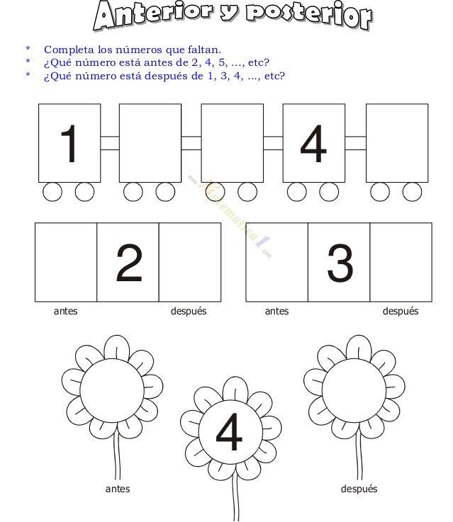 Libro De Matematicas Para Ninos De 3 4 Y 5 Anos Kinder Jardin