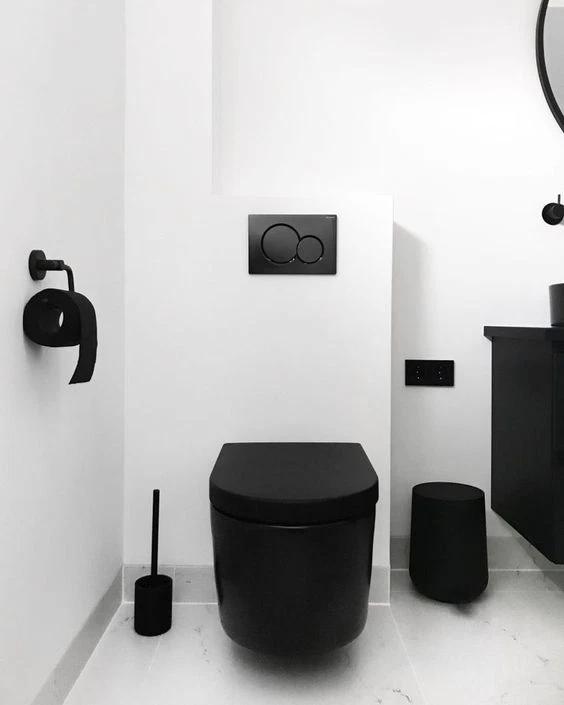 Photo of Black Bathroom Design Ideas | Big Bathroom Shop