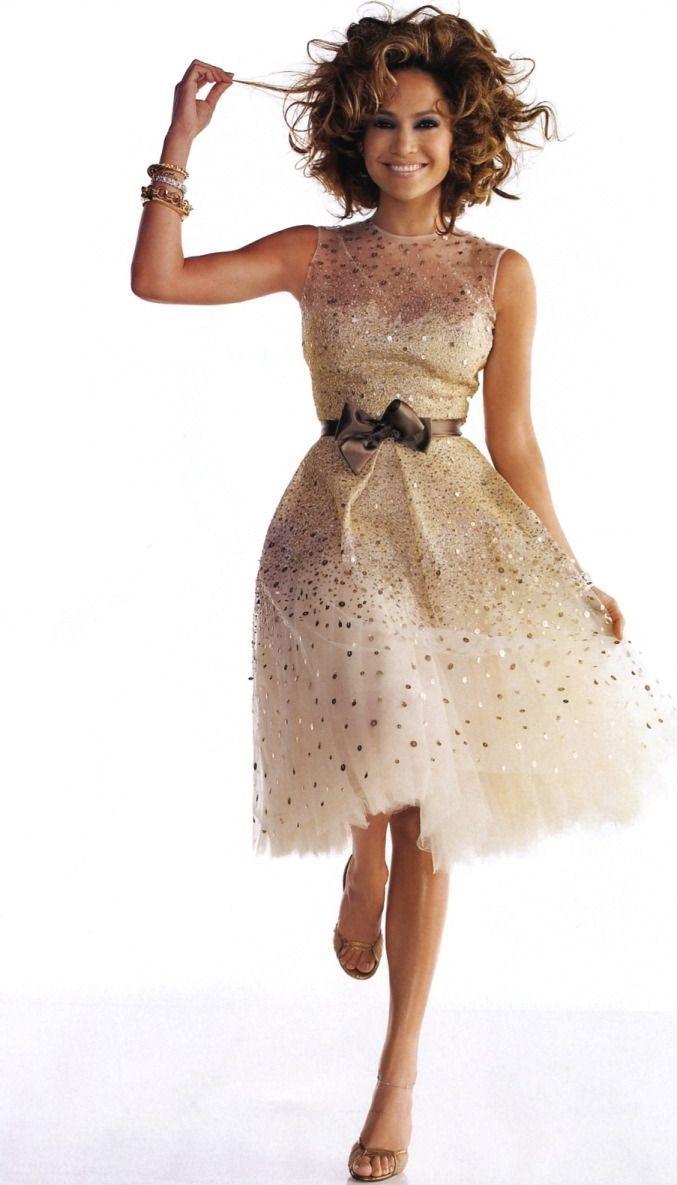Jennifer Lopez | Gorgeous hair styles | Pinterest