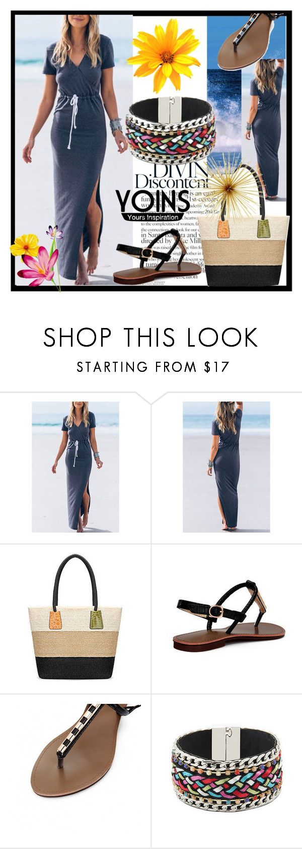 """""""Yoins-II/19"""" by nihada-niky ❤ liked on Polyvore featuring yoins, yoinscollection and loveyoins"""