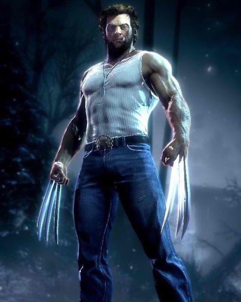 Wolverine as The Mighty @thehughjackman   Artist Unknown  #marvelcomics #Comics #marvel #comicbooks #avengers #captainamericacivilwar #xmen #xmenapocalypse  #captainamerica #ironman #thor #hulk #hawkeye #blackwidow #spiderman #vision #scarletwitch #civilwar #spiderman #infinitygauntlet #blackpanther #guardiansofthegalaxy #deadpool #wolverine #daredevil #drstrange #infinitywar #thanos #magneto #cyclops http://ift.tt/29gD4Wn