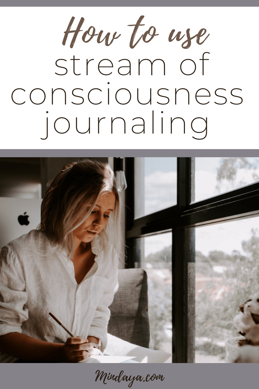 50+ Stream of consciousness writing activity trends