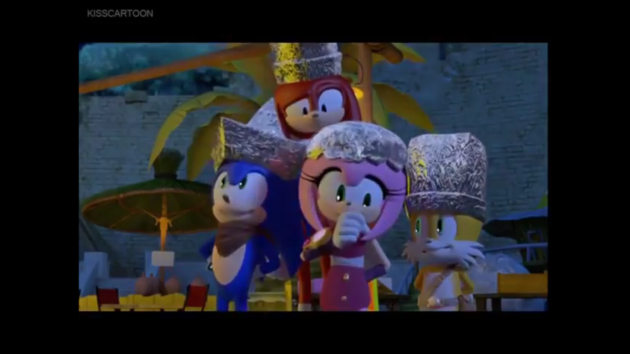 Sonic Boom season two episode 8