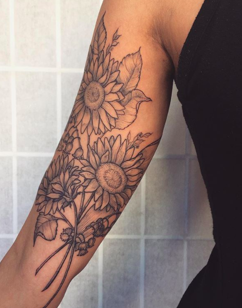 50 Edgy Tattoo Sleeves That Are Also Super Gorgeous