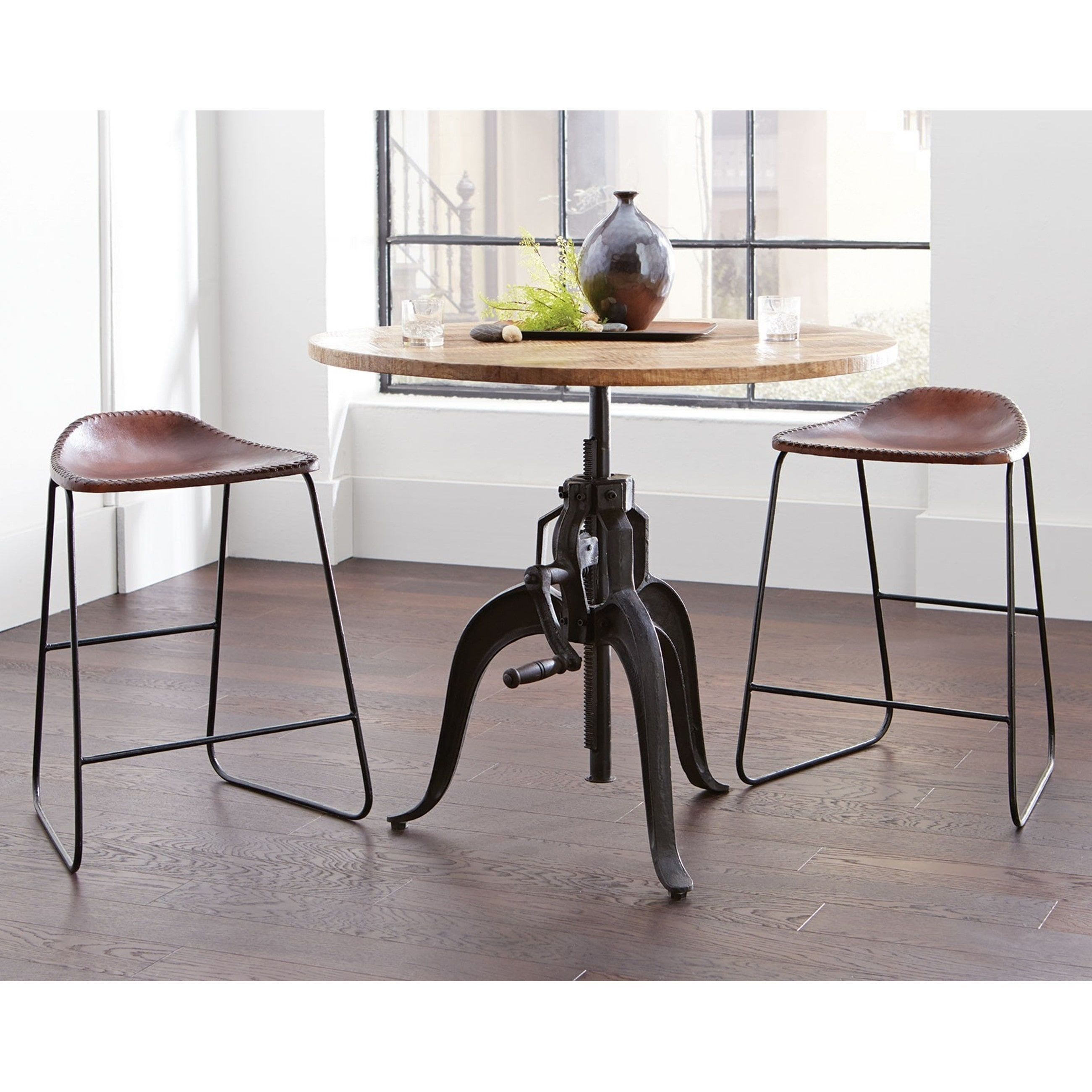 stools and table dining chair high seat pub adjustable piece ebay view set larger bar room kitchen l stool tables