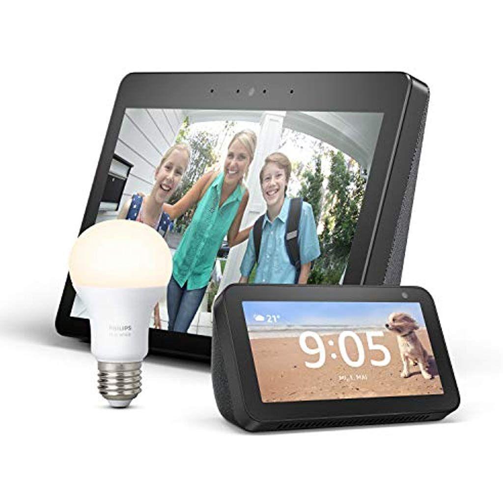 Echo Show 2. Gen. Schwarz Echo Show 5Schwarz Philips Hue Lampe # Computer-Zubehör # Computer-Zubehör # Tablet-Zubehör