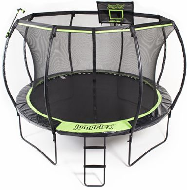 Trampolines | Quality Built, Safe Trampolines | JumpFlex™ Trampoline New Zealand