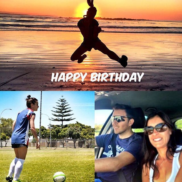 Happy Birthday to the most amazing woman in the world! You are amazing and always inspire all of us with you energy and good nature! May you year be blessed with love and happiness xoxox  @amaliaaracena #love #birthday #capetown #picoftheday