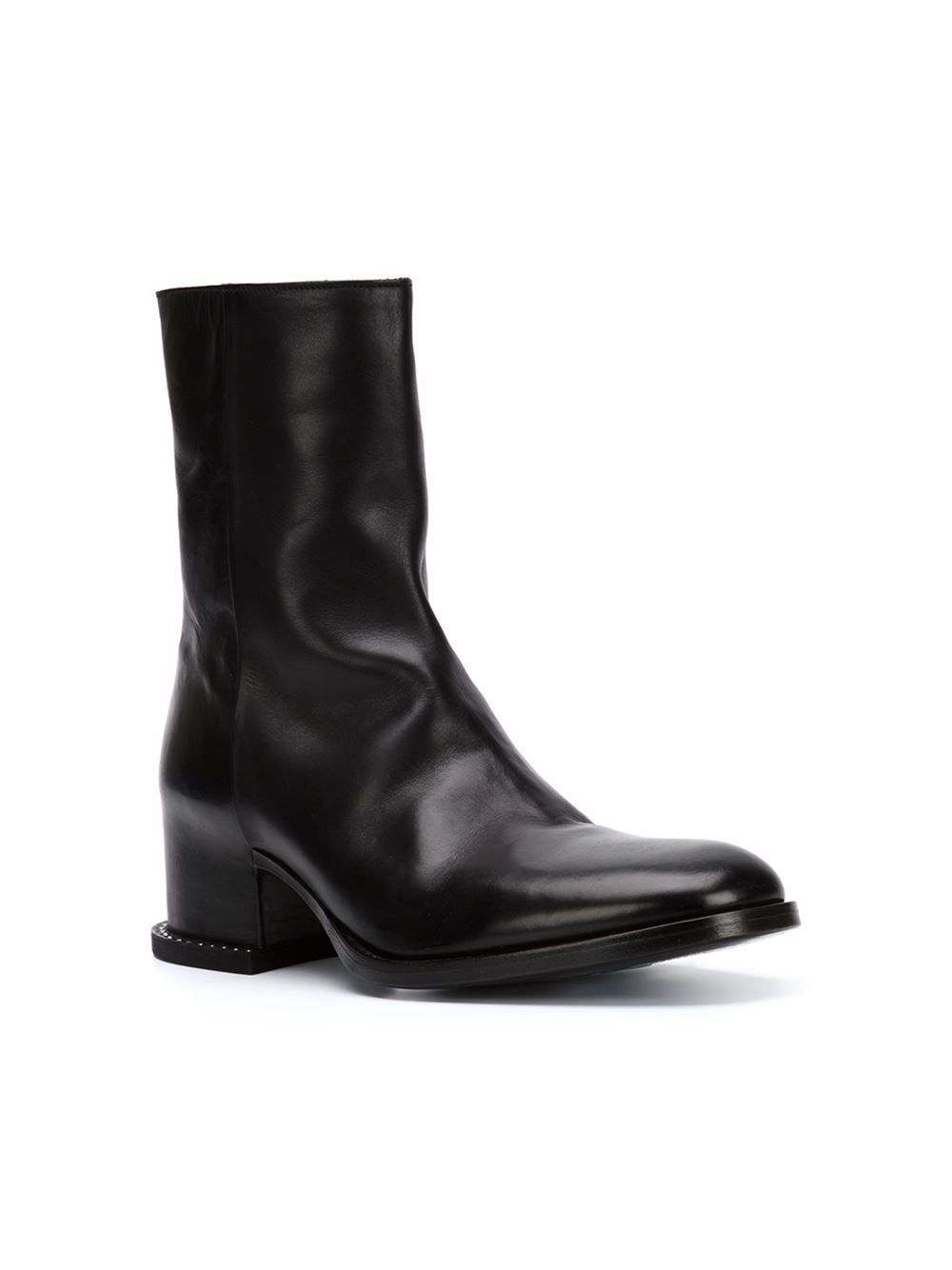 Givenchy Concealed Heel Ankle Boots Tiziana Fausti