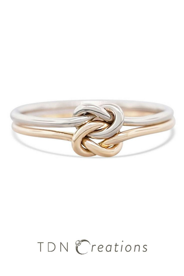 Double love knot ring which alternative engagement ring is for you