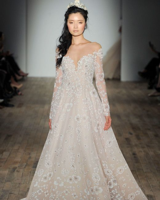 Hayley Paige Spring 2018 Wedding Dress Collection