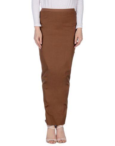 RICK OWENS Long Skirt. #rickowens #cloth #dress #top #skirt #pant #coat #jacket #jecket #beachwear #
