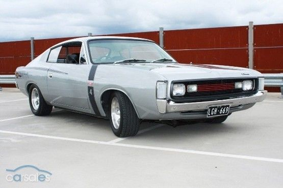 Australia's coolest and toughest muscle car. Yours for ...