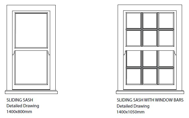 Sliding sash window designs material pinterest sash for Window design sketch