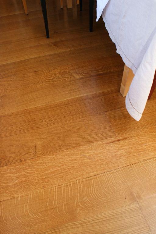Quarter And Rift Sawn White Oak Floors